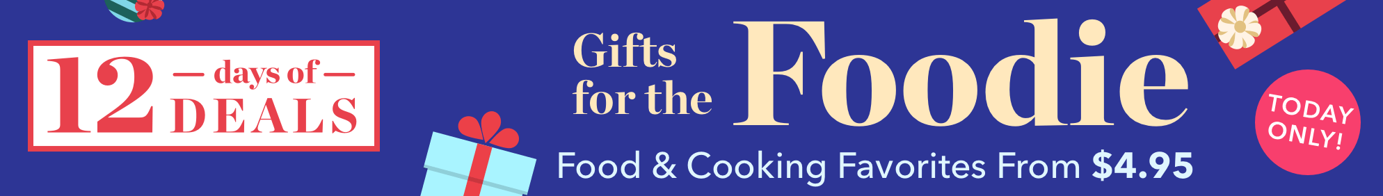 Day 5 Foodie Gifts 2020