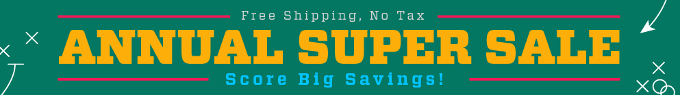 Annual Super Sale - Blogger Safe